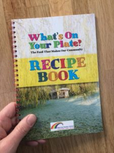 What's on Your PLate Community Recipe Book, Exeter