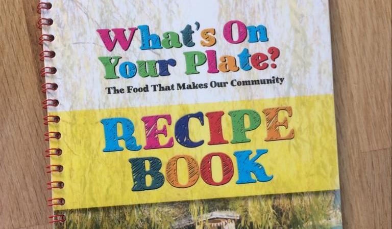 St Thomas Community Recipe Book Published