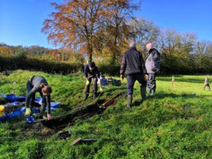 Roman Ironworking Site Discovered at Dunkeswell Abbey